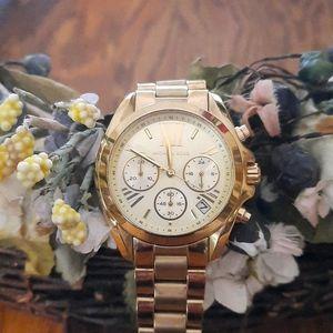 MICHAEL KORS Chronograph Boyfriend watch